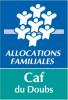 logoCAF du Doubs