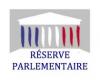 logoRéserve parlementaire